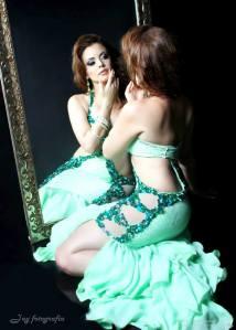 Bailarina Nesrine (Brasil)